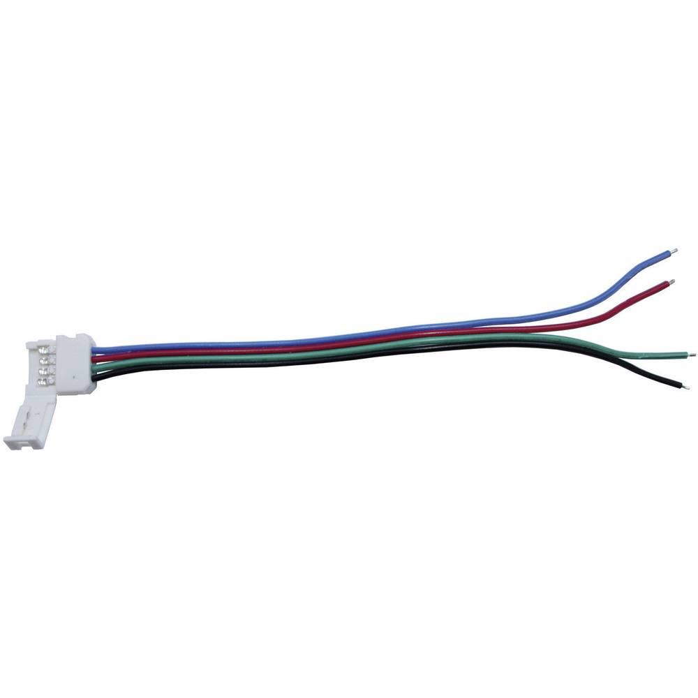 Priključni kabel, dolžine: 14.50 cm 24 V/DC (D x Š x V) 15.6 x 14 x 5 mm Barthelme 50080002 50080002