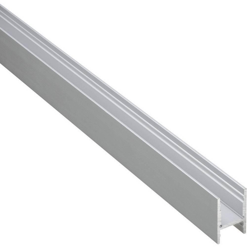 Profil-aluminij (D x Š x V) 1000 x 18.4 x 30 mm Barthelme 62399111 62399111