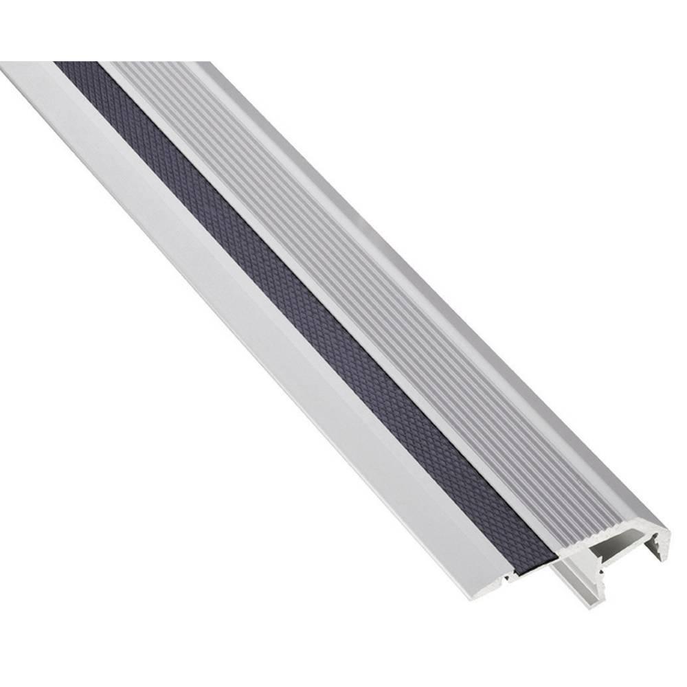 Profil za stopnice Barthelme Scala Downlight Y62397351, eloksiran aluminij