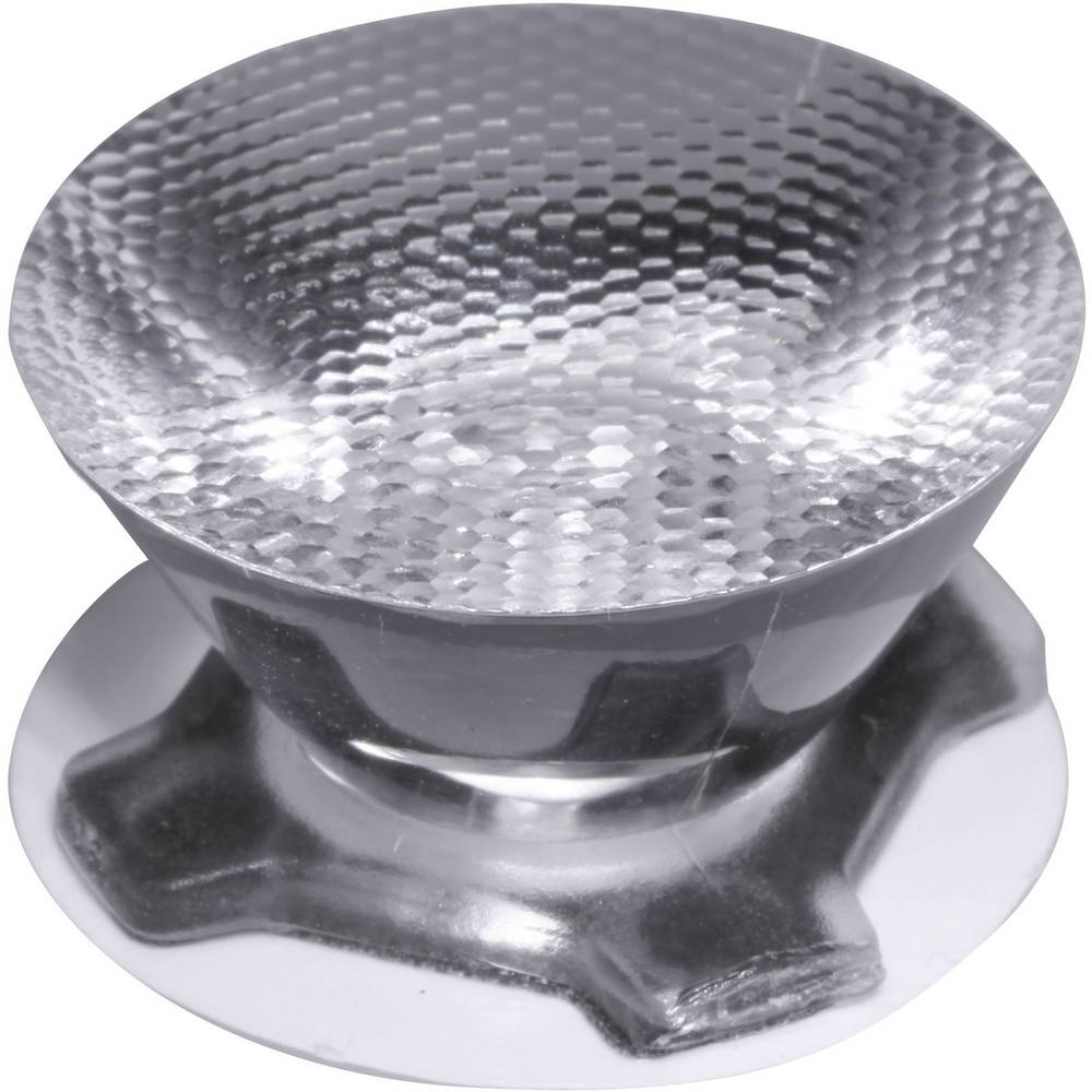 LED-optik Klar, Riflet Transparent 28 ° Antal LED (max.): 1 Til LED: Seoul Semiconductor® Z5 Ledil CA11265_HEIDI-M