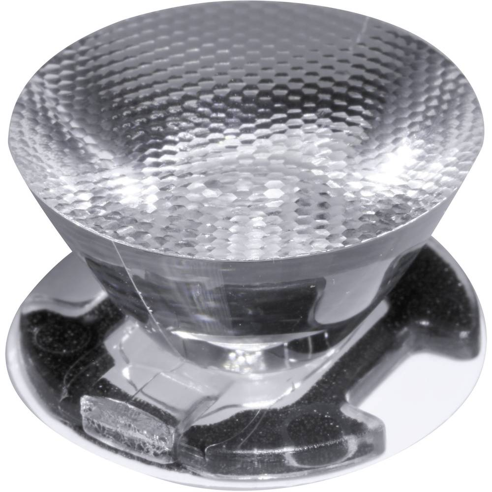 LED optika, čista, rebrasta prozorna 18 ° št. LED diod (maks.): 1 za LED: Seoul Semiconductor® Z5 Ledil CA11388_Emily-M