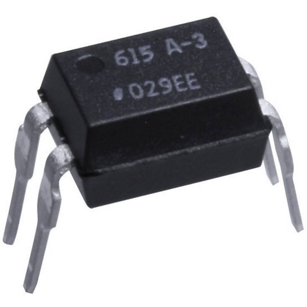 Isocom Components SFH615A-3X-Optospojnik, ohišje: DIL 4, izvedba: fototranzistor/Single