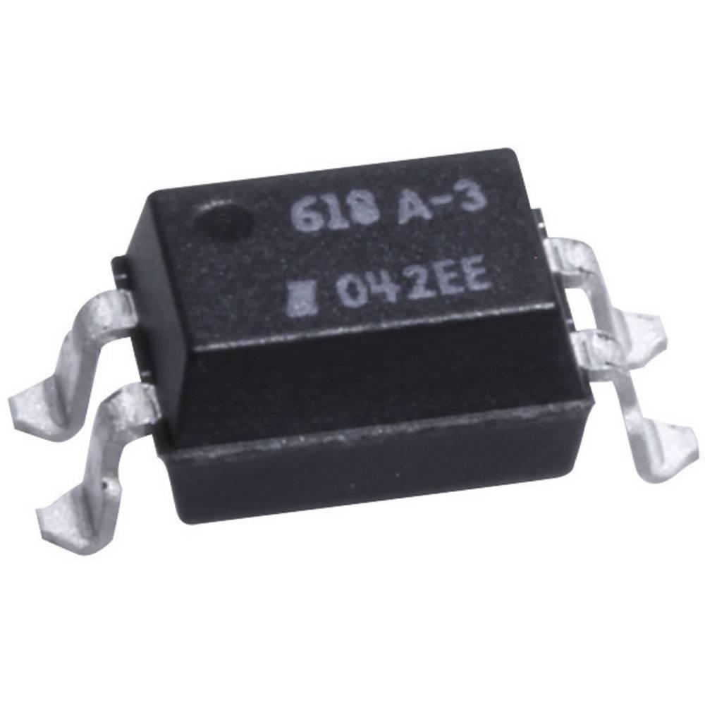 Isocom Components SFH618A-3XSMT/R-Optospojnik, kućište: DIL 4, SMD, fototranzistor/Single
