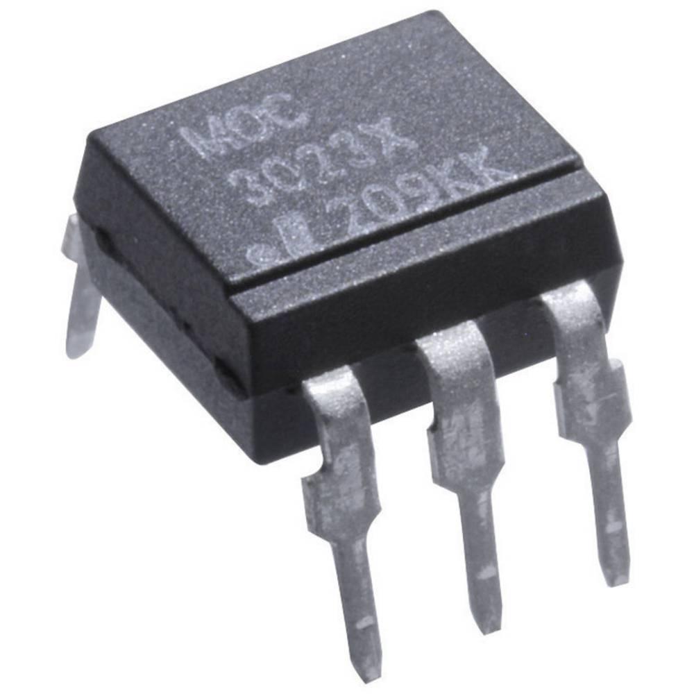 Isocom Components MOC3023X-Optospojnik, kućište: DIL 6, verzija: Triac