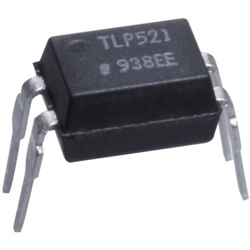 Isocom Components TLP521-Optospojnik, kućište: DIL 4, verzija: fototranzistor/Single