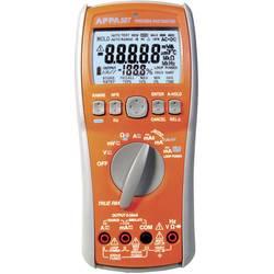 CMT Appa 507 ročni multimeter digitalni CAT III 1000 V, CAT IV 600 V Prikaz (štetje): 50000