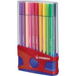 Stabilo slikanje STABILO Pen 68 ColorParade 6820-04 Različne barve (sortirana) 1 mm 20 kosov/pakiranje 20 KOS