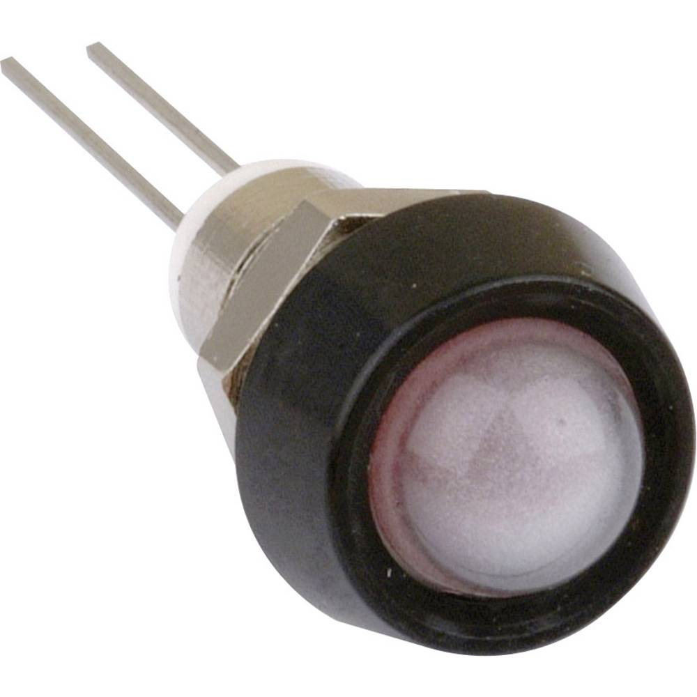 LED podnožje, metal, pogodno za LED 5 mm vijčana montaža Mentor RTM.5070