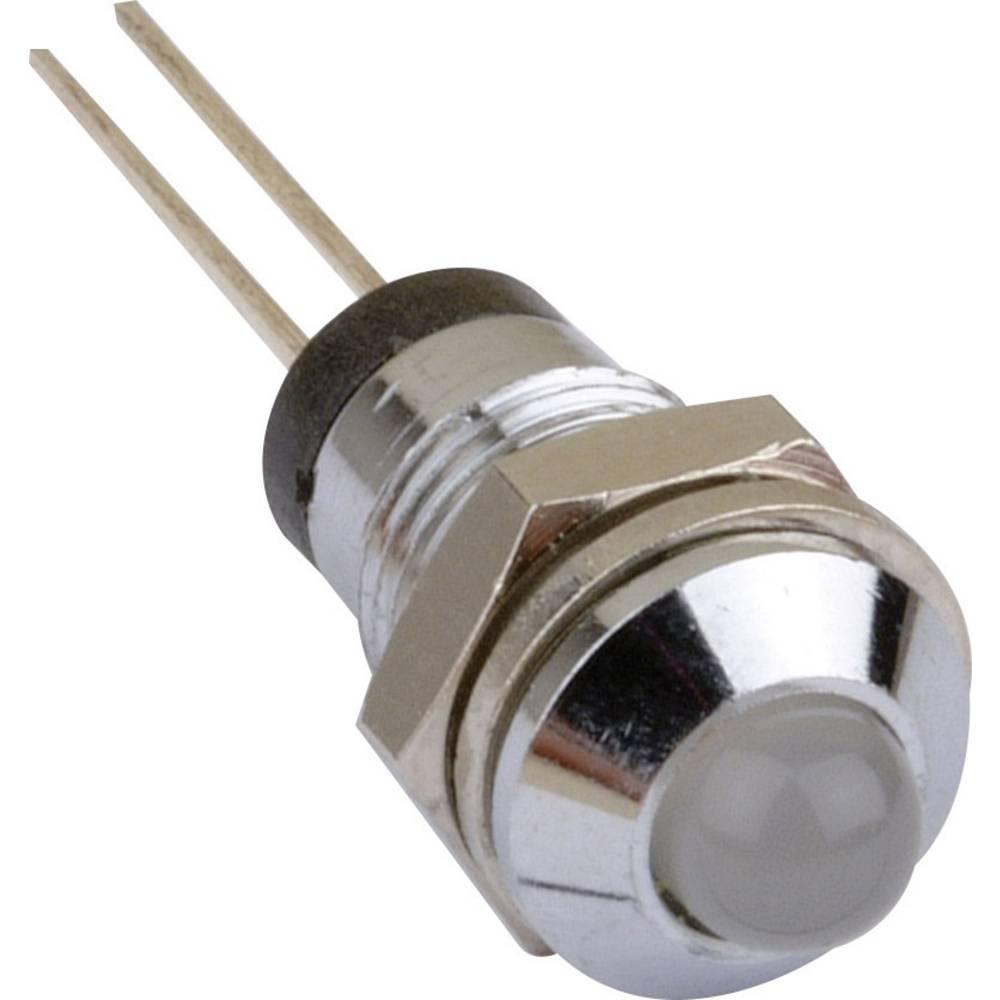 LED signalna lučka, rdeča 24 V/DC Mentor 2693.8321