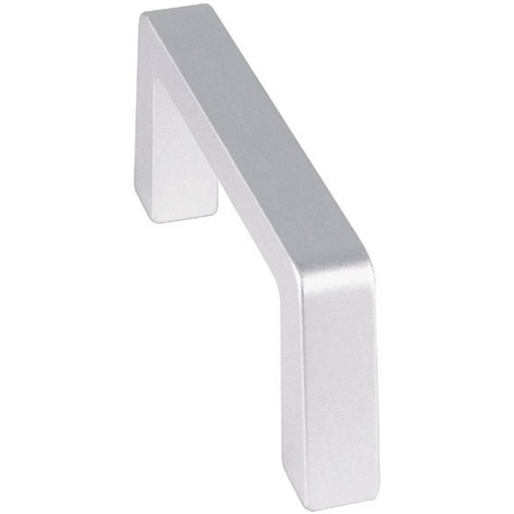 Mentor ručka 268.2 (DxŠxV) 88x8 x 40 mm mat, eloksirana, aluminij