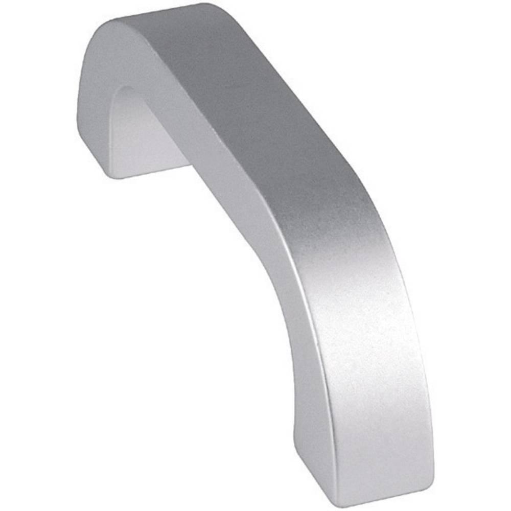 Mentor ručka 3312.1201 (DxŠxV)144 x 20 x 45 mm eloksirana,aluminij, prozirna