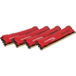 Kingston PC pomnilniški komplet HX321C11SRK4/32 32 GB 4 x 8 GB DDR3-RAM 2133 MHz CL11