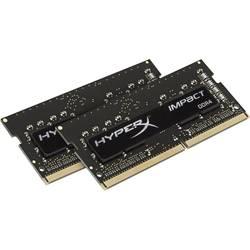 Kingston notebook pomnilniški komplet vpliv HX424S14IBK2/8 8 GB 2 x 4 GB ddr4-ram 2400 MHz CL14