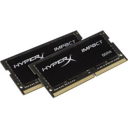 Kingston Notebook pomnilniški komplet HX421S13IBK2/32 32 GB 2 x 16 GB DDR4-RAM 2133 MHz CL13