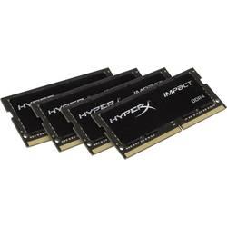 Kingston Notebook pomnilniški komplet HX421S14IBK4/64 64 GB 4 x 16 GB DDR4-RAM 2133 MHz CL14