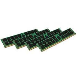 Kingston pc pomnilniški komplet KVR24R17D4K4/128I 128 GB 4 x 32 GB ddr4-ram 2400 MHz CL17