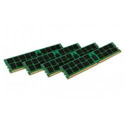 Kingston pc pomnilniški komplet KVR24R17S4K4/64I 64 GB 4 x 16 GB ddr4-ram 2400 MHz CL17