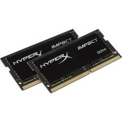 Kingston Notebook pomnilniški komplet HX426S15IB2K2/16 16 GB 2 x 8 GB DDR4-RAM 2666 MHz CL15