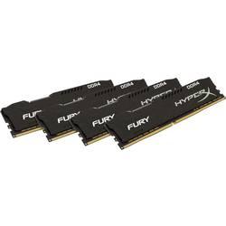 Kingston pc pomnilniški komplet Fury HX426C16FBK4/64 64 GB 4 x 16 GB ddr4-ram 2666 MHz CL16