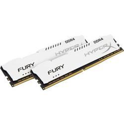Kingston pc pomnilniški komplet Fury HX424C15FW2K2/16 16 GB 2 x 8 GB ddr4-ram 2400 MHz CL15