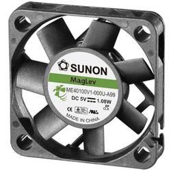 Aksialni ventilator 5 V/DC 13.59 m/h (D x Š x V) 40 x 40 x 10 mm Sunon ME40100V1-000U-A99
