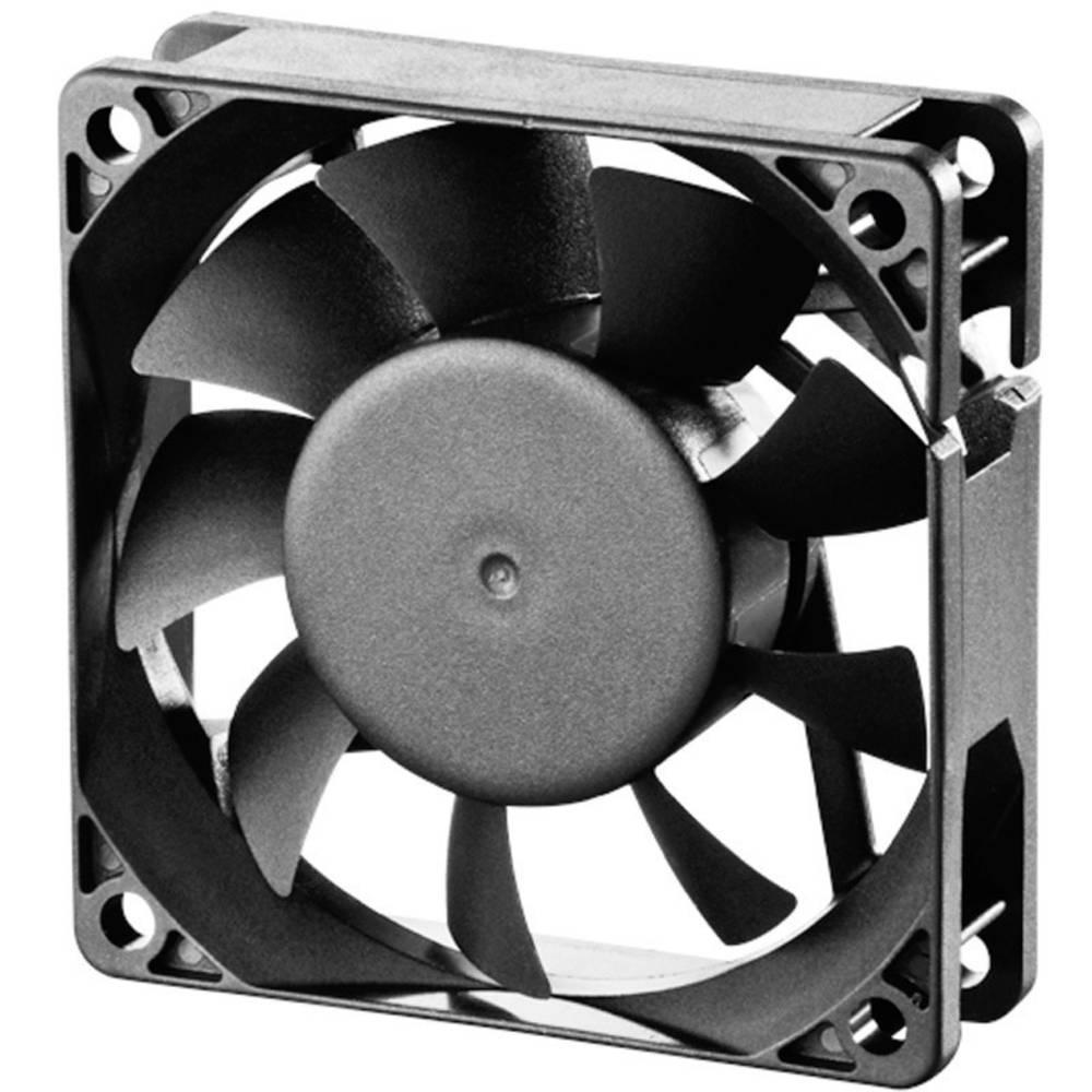 Aksial ventilator 12 V/DC 49.27 m³/h (L x B x H) 70 x 70 x 20 mm Sunon EE70201S1-000U-A99