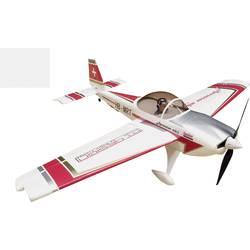 Hacker RT Acrostar bela, rdeča rc model motornega letala komplet za sestavljanje 1620 mm