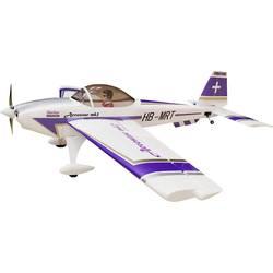 Hacker RT Acrostar bela, vijolična rc model motornega letala komplet za sestavljanje 1620 mm