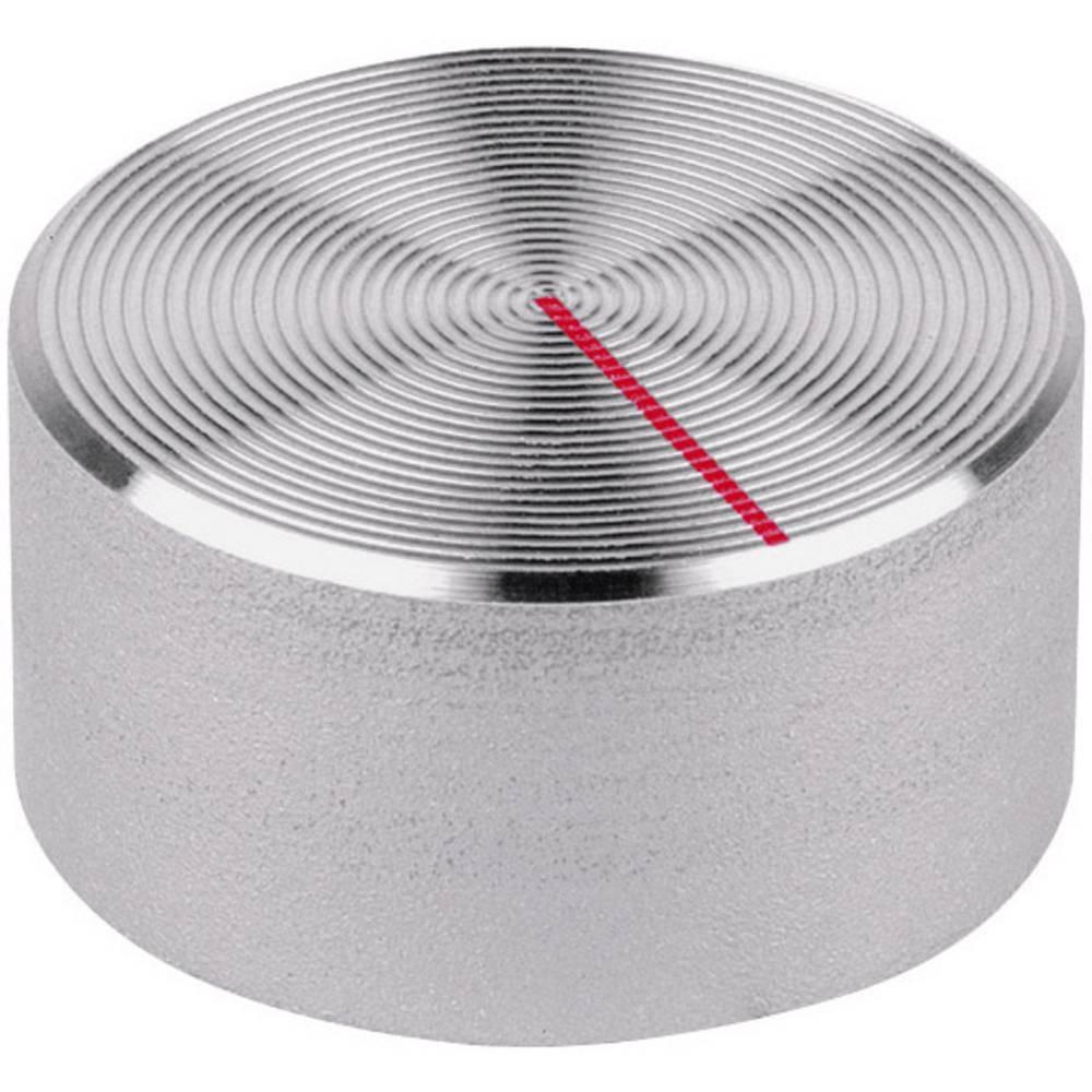 Mentor Gumb za mjerni uređaj Gumb za mjerni uređaj promjer osi 6mm 522.611