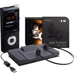 digitalni diktafon Olympus DS-2600 Snemalni čas (maks.) 56 h črna vklj. z 2 gb sd kartica, vklj. s programsko opremo za prepozna