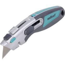 Varnostni dvojni trapezni nož Wolfcraft 4106000