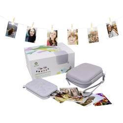 Foto tiskalnik HP Sprocket 200 Limited Edition Gift Box Lunar Pearl Ločljivost tiskanja: 313 x 400 dpi Velikost papirja (maks.):