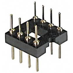 Adaptersko IC podnožje, mjere rastera: 7.62 mm broj polova: 20 TRU Components AR 20-ST/T 1 kom.