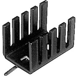 Hladilno telo 24 K/W (D x Š x V) 19.05 x 13.21 x 9.53 mm TO-220 TRU Components TC-V7237B-203