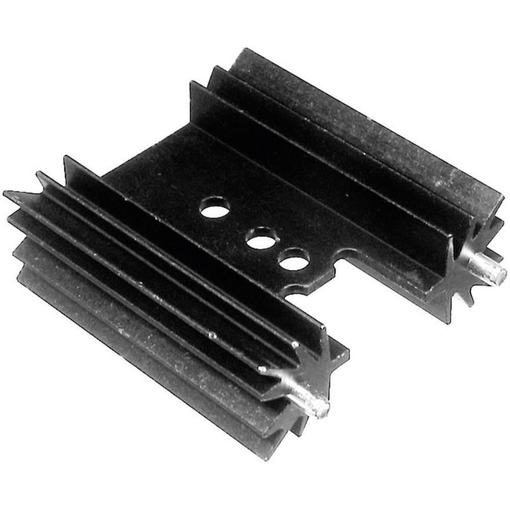 Profilno hladilno telo 14 K/W (D x Š x V) 25.4 x 35 x 12.7 mm TO-220, TOP-3, SOT-32 ASSMANN WSW V7477W