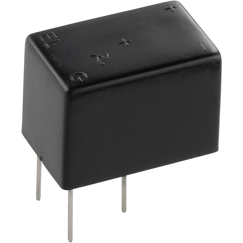 EL inverter 5 V/DC črni (D x Š x V) 27 x 17.5 x 19 mm Conrad Components WE-50