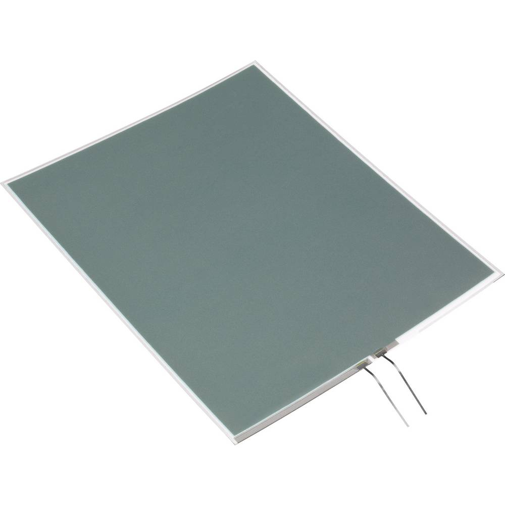 Svetleča folija, modra (D x Š x V) 138 x 34 x 0.5 mm Conrad Components