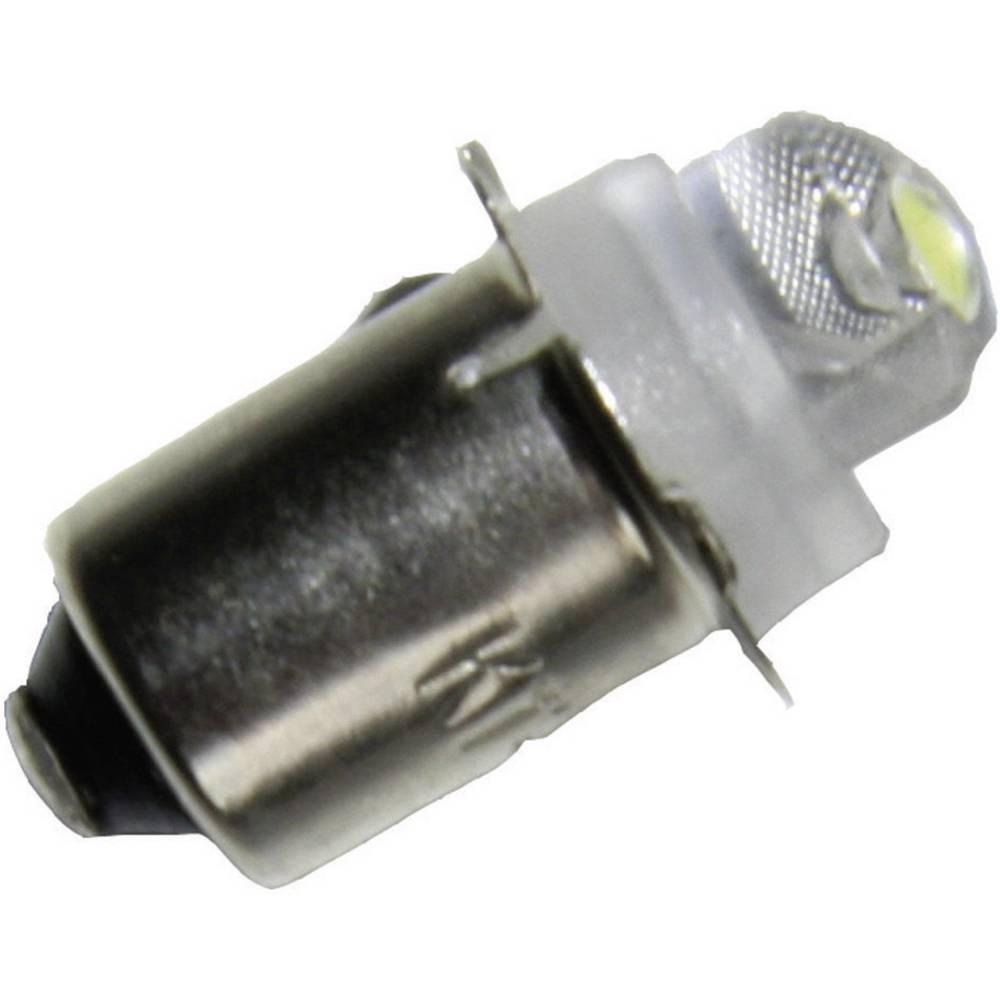 Lommelygte pære 3 V/DC 0.12 W Sokkeltype P13.5s 184050 Kash 1 stk