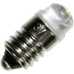 LED-Spot žarnica E10 bela 3 V/DC 35 lm