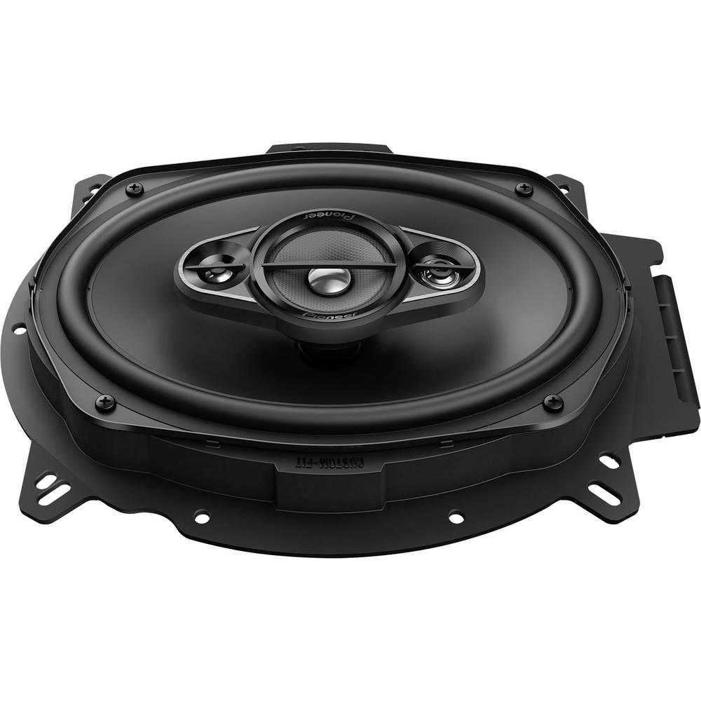 Pioneer TS-A6960F 4-sistemski triaksialni zvočnik za vgradnjo 450 W Vsebina: 1 KOS