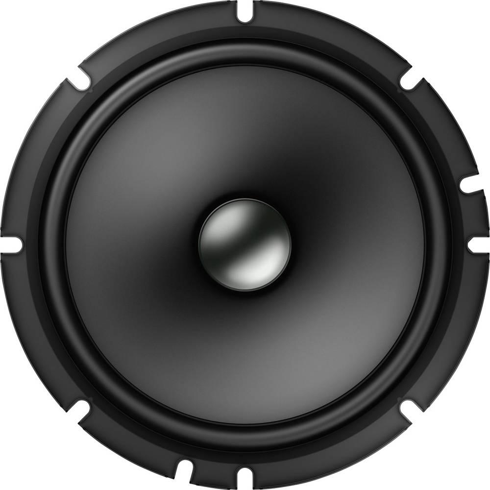 Pioneer TS-A1600C 2-sistemski koaksialni zvočniki za vgradnjo 350 W Vsebina: 1 kos