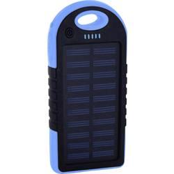Solarni polnilnik Xlayer Powerbank Plus 215897 Polnilni tok (maks.) 120 mA Kapacitivnost (mAh, Ah) 4000 mAh