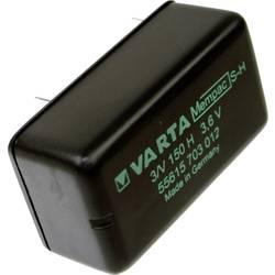 Varta Mempac 3/V150H Gumbni akumulator Mempec NiMH 150 mAh 3.6 V 1 KOS