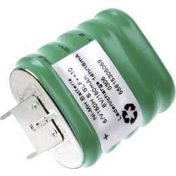 Varta V5/150H-SLF ++/- Gumbni akumulator 150H NiMH 150 mAh 6 V 1 KOS
