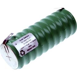 Varta V10/250H-S-LF Gumbni akumulator 250H NiMH 250 mAh 12 V 1 KOS