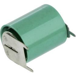 Varta V3/40H-SLF ++/- Gumbni akumulator V 40H NiMH 43 mAh 3.6 V 1 KOS