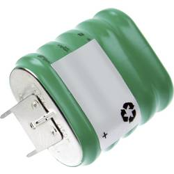 Varta V5/600HR-SLF++/- Gumbni akumulator 600H NiMH 600 mAh 6 V 1 KOS
