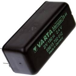 Varta Mempac 2/V150H Gumbni akumulator Mempec NiMH 150 mAh 2.4 V 1 KOS