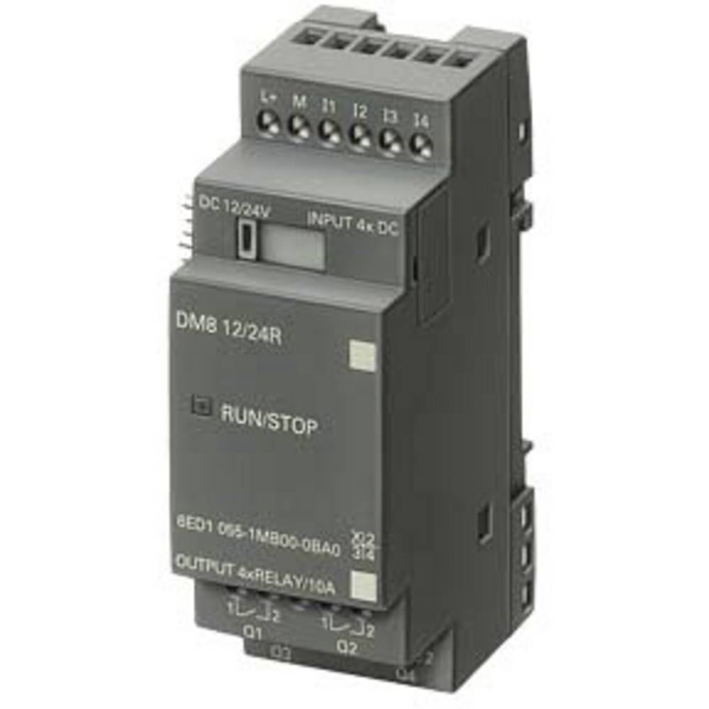 SPS modul za proširenje Siemens LOGO! DM8 24 6ED1055-1CB00-0BA0 24 V/DC