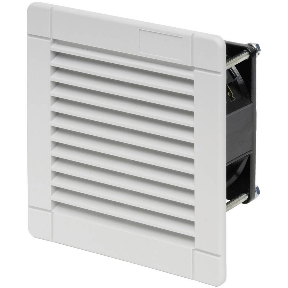 Ventilatorer til kontaktskabe, EMC 7F.70.9.024.1020 Finder 24 V/DC 4 W (B x H x T) 114 x 114 x 45 mm